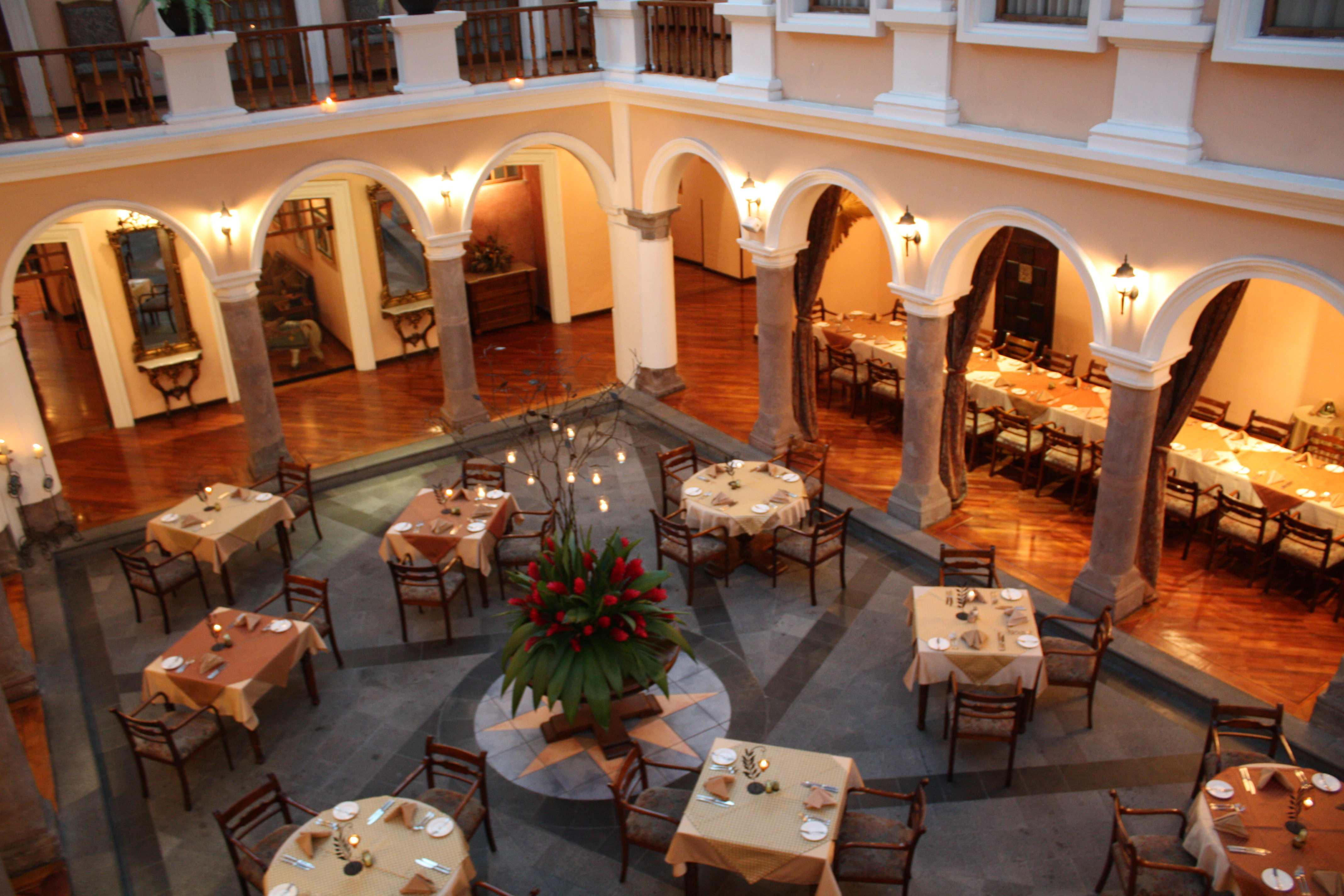 Hotel Patio Andaluz, El Centro Historico, Quito. Patio Andaluz Hotel ...